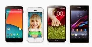 Daftar Smartphone Android Terbaik Tahun 2014