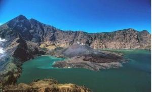 Gunung Rinjani, Nusa Tenggara Barat