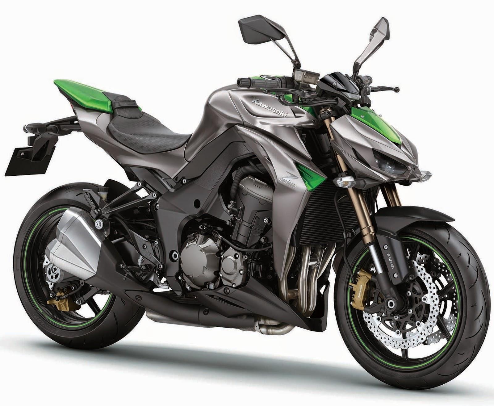 Harga Dan Spesifikasi Kawasaki Z1000, Otomotif