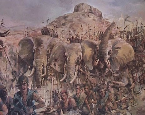 Bukti Sejarah Pasukan Gajah Abrahah Kangaliali Com