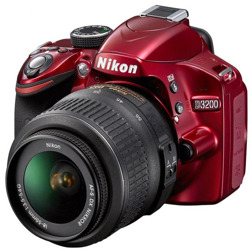 Spesifikasi Dan Harga Baru Kamera Nikon D3200