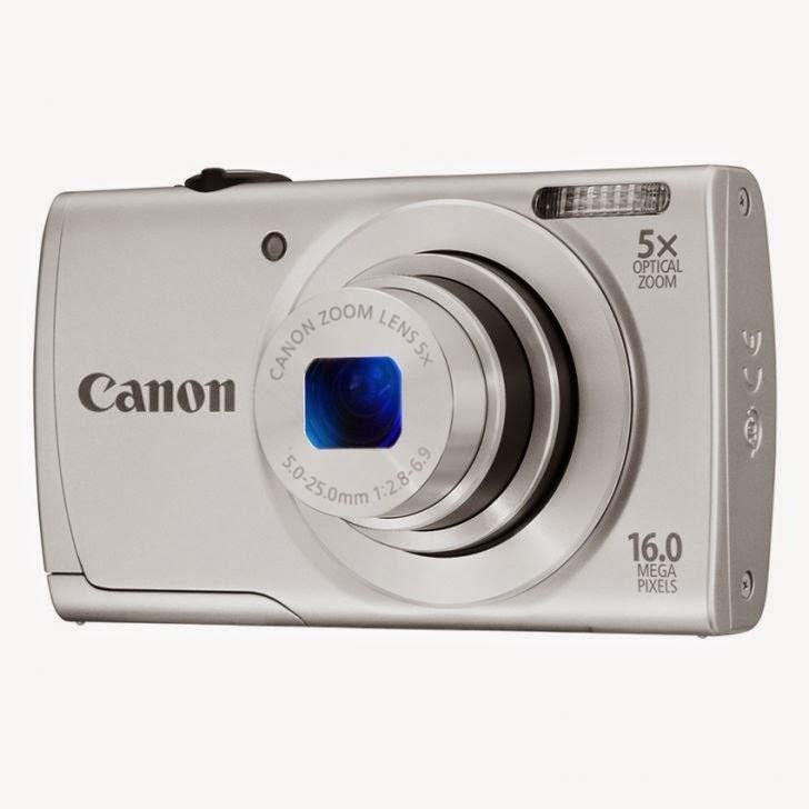 Spesifikasi Dan Harga Canon Powershot A2600-16 MP