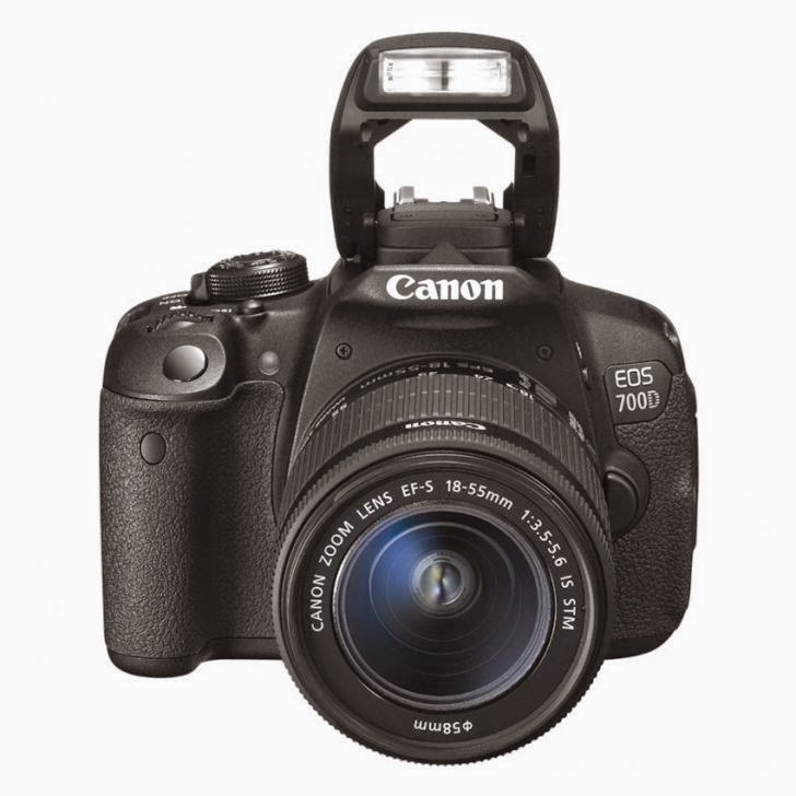 Spesifikasi Dan Harga Canon EOS 700D Lensa Kit 18-55mm IS STM