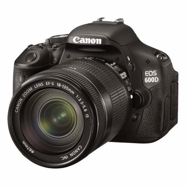 Spesifikasi Dan Harga Baru Canon EOS 600DL